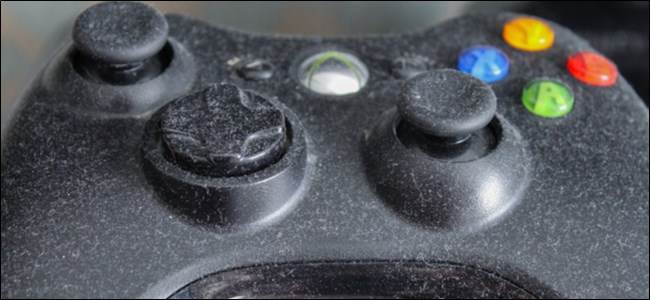 Dusty Xbox Controller